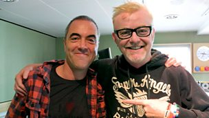 Image for James Nesbitt joins us for Breakfast