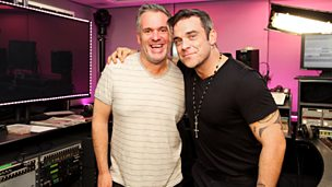 Image for Robbie Williams, The Wanted, Holly and Philip: 5 Shows to Go
