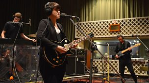 Image for The xx in session from Maida Vale