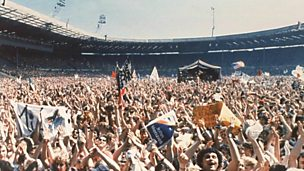 Image for Sue - Live Aid went on and on