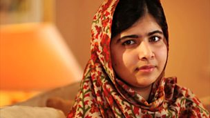 Image for Malala: shot for going to school - a Panorama special