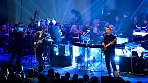 Image for The BBC Philharmonic presents The xx, live in Bridlington