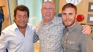Image for Gary Barlow and Jeff Wayne join Ken for the first play of 'Forever Autumn'