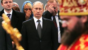 Image for Putin, the Patriarch and Pussy Riot