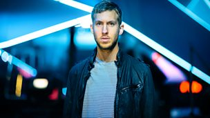 Image for Calvin Harris takes over from Annie!