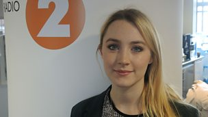 Image for Saoirse Ronan chats to Steve Wright