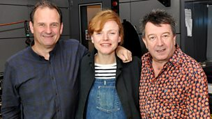 Image for Wednesday - Maxine Peake and Sid Griffin