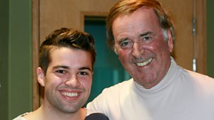 Image for With X Factor winner Joe McElderry