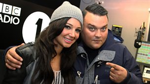 Image for Tulisa in the studio OWWWWWW!!! (part 2 of 2)