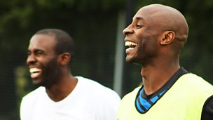 Image for Jason Roberts Meets Fabrice Muamba