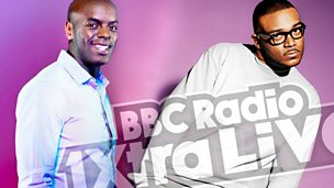 Image for Saturday: Trevor Nelson And Mistajam Co-host