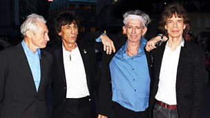Image for The Rolling Stones in conversation with John Wilson