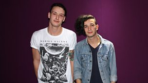 Image for Monday: The 1975 Join Huw Stephens