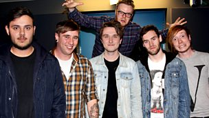 Image for Tuesday: Mallory Knox Join Huw Stephens
