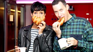 Image for Zawe Ashton Has Breakfast With Us