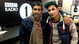 Image for Zack Knight interview & brand new Mofolactic!
