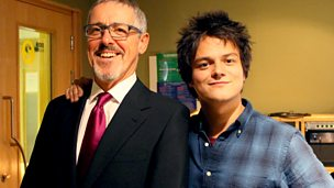 Image for Griff Rhys Jones interview