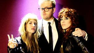 Image for Wednesday: Deap Vally Join Huw Stephens
