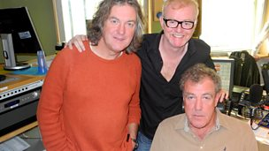 Image for Jeremy Clarkson and James May join us for Breakfast