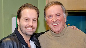 Image for With tremendous tenor Alfie Boe