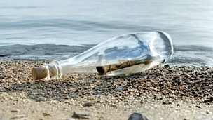 Image for A Bottle on the Shore