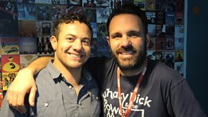 Image for Warren Brown chats to Shaun Keaveny