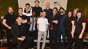 Image for 6 Music Live: The Specials on Steve Lamacq
