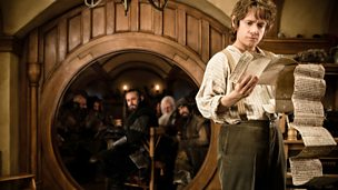 Image for Peter Jackson on The Hobbit