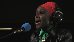 Image for Laura Mvula in session