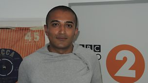 Image for Adil Ray chats to Steve Wright
