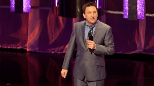 Image for Lee Mack, Fiona Shaw Inheritance Tracks, John McCarthy, Paul O'Grady