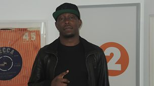 Image for Dizzee Rascal chats to Steve Wright