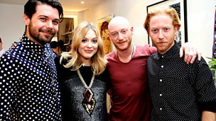 Image for Friday: Fearne's Christmas Party