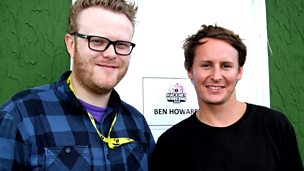 Image for Highlights of Ben Howard at Radio 1's Hackney Weekend