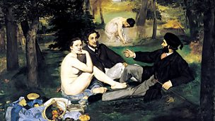 Image for Edouard Manet: The Direct Gaze