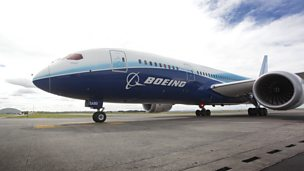 Image for Boeing's Dreamliner nightmare