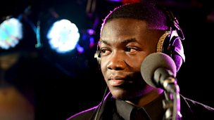 Image for Wednesday: Jacob Banks Hot For 2013 Live Lounge