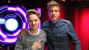 Image for Conor Maynard is Greg's big guest!