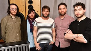 Image for Frightened Rabbit in session