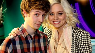 Image for Kimberly Wyatt Plays Pie Tennis