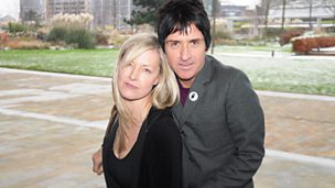 Image for Intimate conversation with Johnny Marr