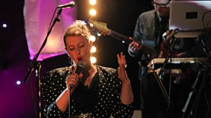Image for Alice Russell and James Hunter in session for Craig Charles