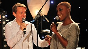 Image for Laura Mvula live from Maida Vale
