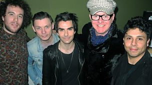 Image for Stereophonics frontman Kelly Jones joins us for Breakfast