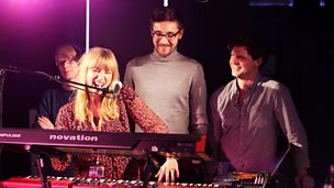 Image for Alt-J in the Live Lounge