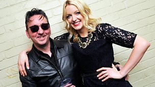 Image for Richard Hawley in session for Lauren Laverne