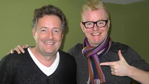Image for Piers Morgan joins us for Breakfast