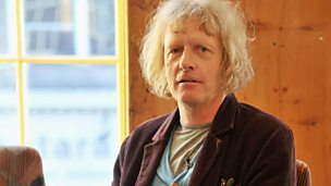 Image for Grayson Perry at the Charleston Festival