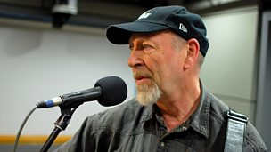 Image for Richard Thompson in session