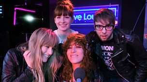 Image for Deap Vally - Live Lounge Late